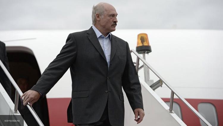 Побег или отдых: от чего Лукашенко скрылся в Сочи