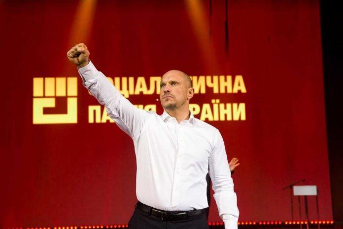 Украинский нацист Кива пообе…