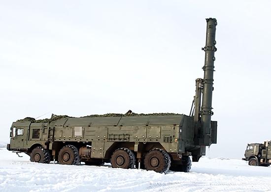 448-я ракетная бригада в Курске будет перевооружена на ракетные комплексы «Искандер-М».