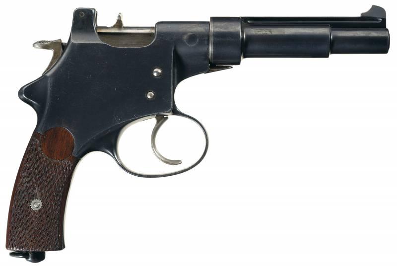 Пистолет Манлихер образца 1894 года (Mannlicher M1894) и его разновидности