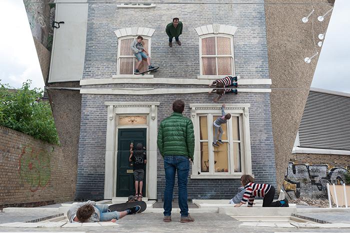 Не верь глазам своим! Зеркальные иллюзии от Леандро Эрлиха (Leandro Erlich)