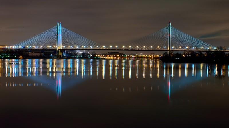 Большой Обуховский мост мост, мосты спб, россия, санкт-петербург, спб!, фишки-мышки, фото, фотография