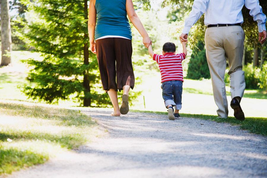 Действия родителей при пропа…