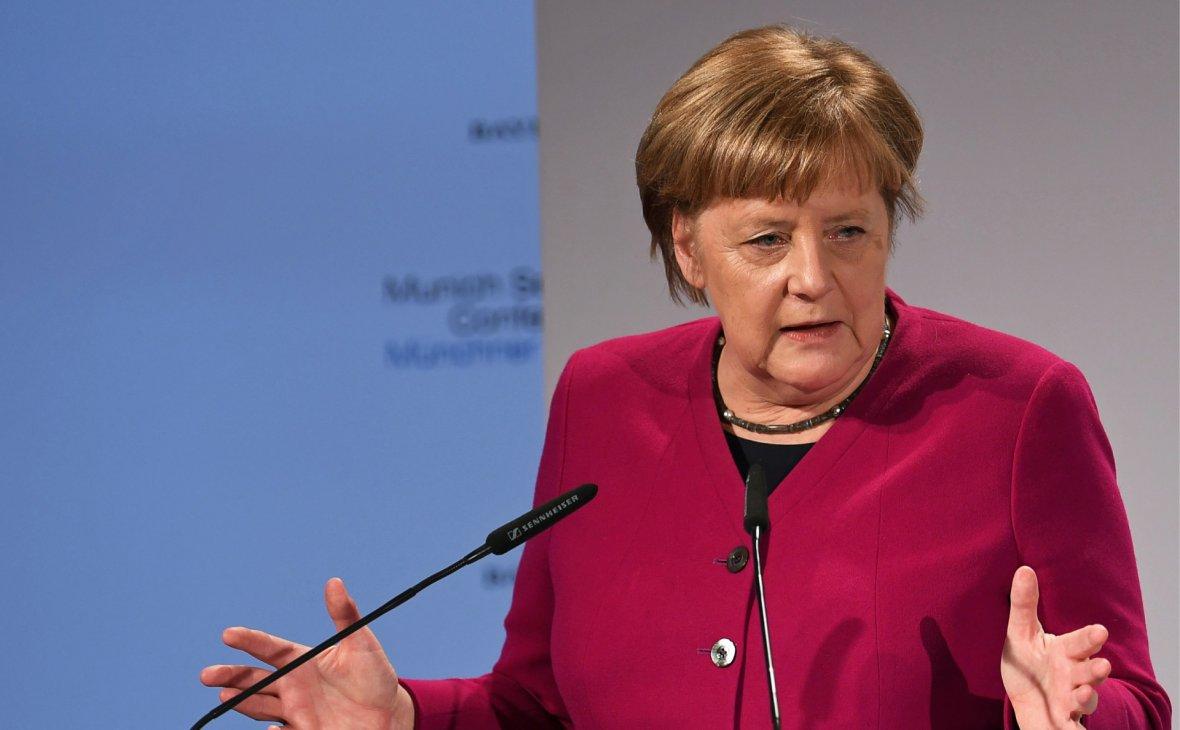 Меркель рассказала о расчете на «другие отношения» с новой Россией
