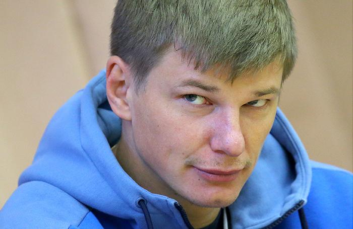 Андрею Аршавину не везет с женщинами