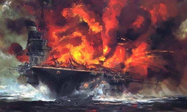 Смогут ли русские потопить американский авианосец?
