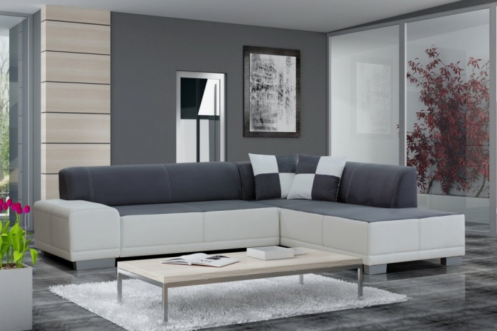 Цвет стен для серой мебели