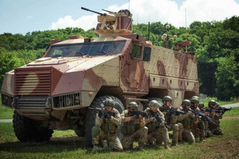 Чешская армия меняет парк советских армейских машин
