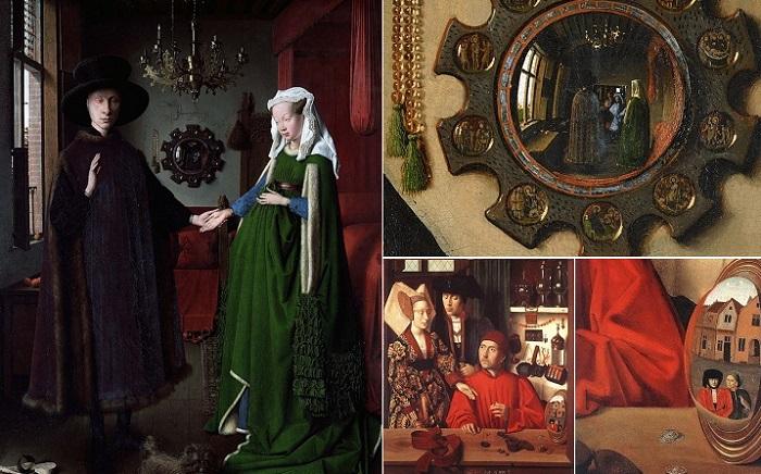 Секреты из зазеркалья: Какие тайны зашифровывали художники с помощью зеркал, изображенных на известных картинах