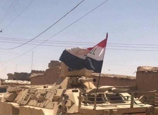 Иракская модернизация БТР-80УП