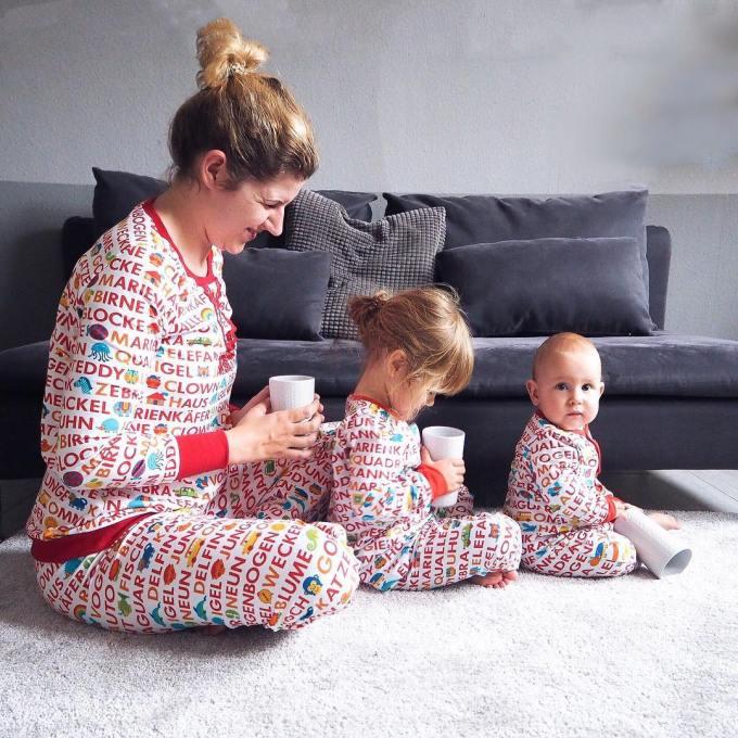 Как выглядит мама в Инстаграме, а как в реальности
