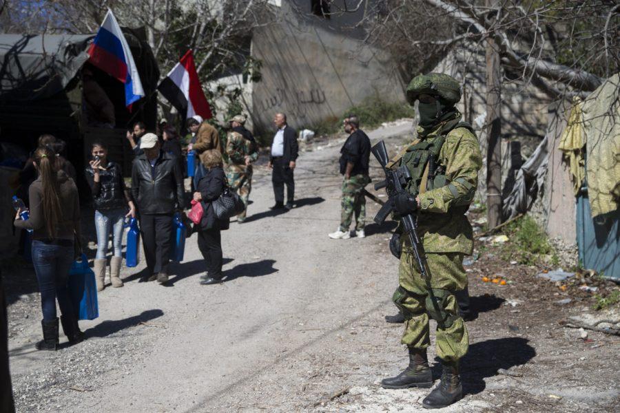 Сирия: Центр примирения рассказал, как заставить боевиков сдаться