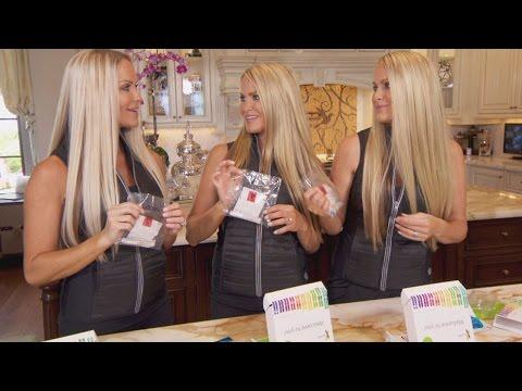 Девушек тройняшек попросили сделать ДНК-тест. А когда ученые посомтрели результаты были удивлены!