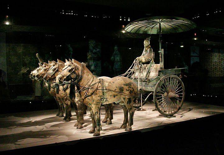 Тайна терракотовой армии. Зачем император создал 8000 глиняных копий? история, китай, армия, погребение, познавательно, интересно