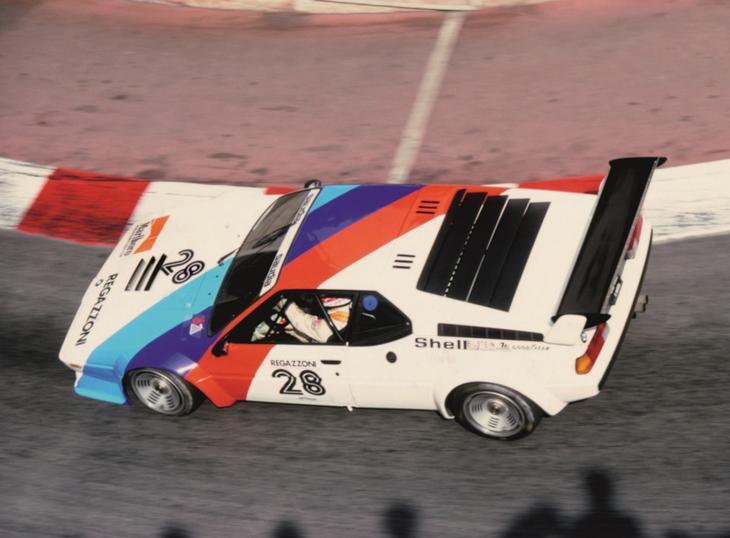 34 года забытия: гаражная находка суперкара BMW M1