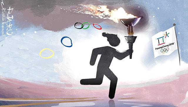 Олимпиада и победа Франции в Сирии.