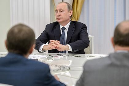 Путин пообещал отстранить от должностей названных в докладе WADA лиц