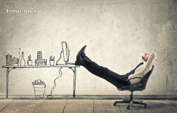 Как ежедневная работа в положении сидя вредит вашему телу