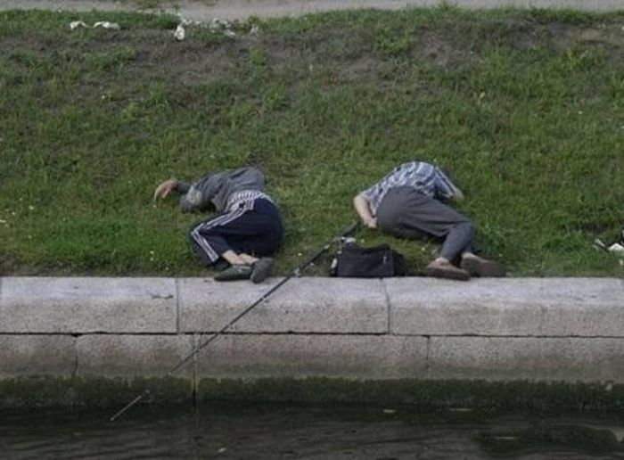 Любителям рыбалки посвящается