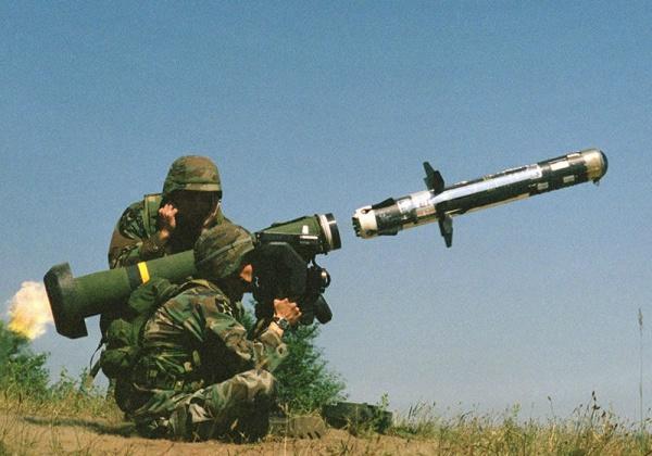 ВГрузии подчеркивают: американские системы Javelin— «только для обороны»