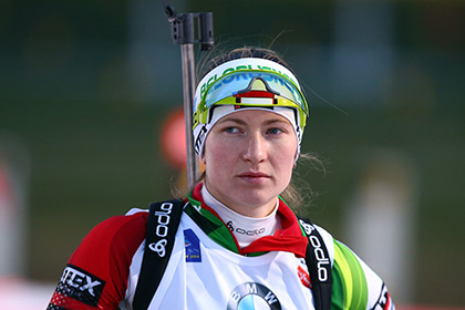 Домрачева прокомментировала ситуацию с допингом в России