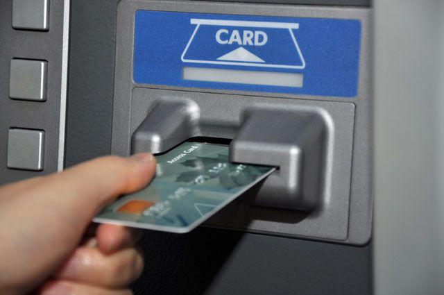 Госдума введет ограничения на снятие наличных с карт