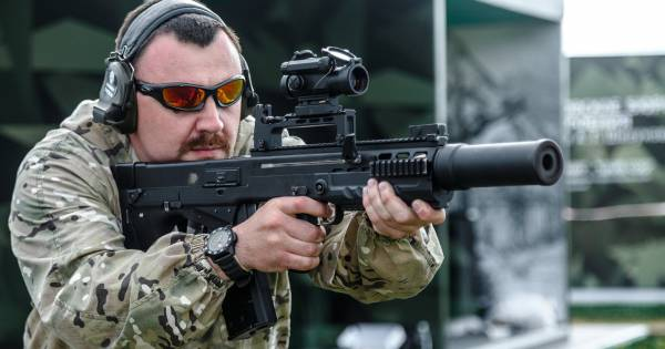Штурмовой автоматный комплекс ШАК-12 - «супероружие» российского спецназа