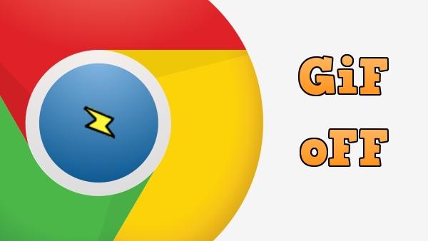Как избавиться от GIF-анимации в Google Chrome