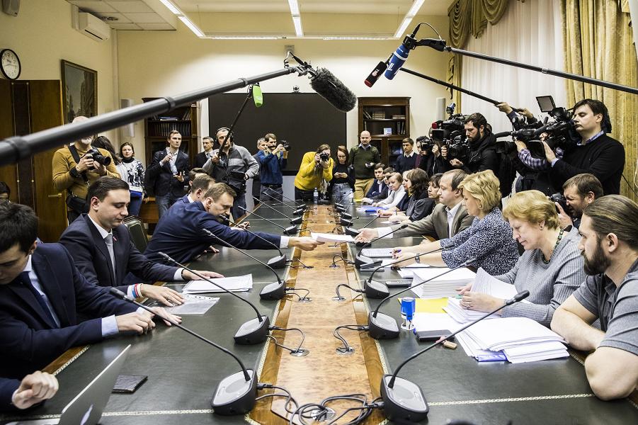 Навальному отказано (обновлено)