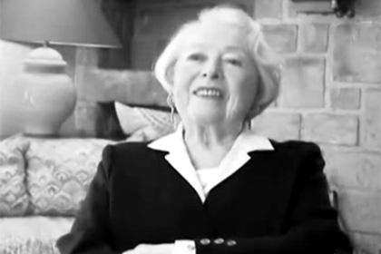 Певица Лео Маржан умерла в возрасте 104 лет