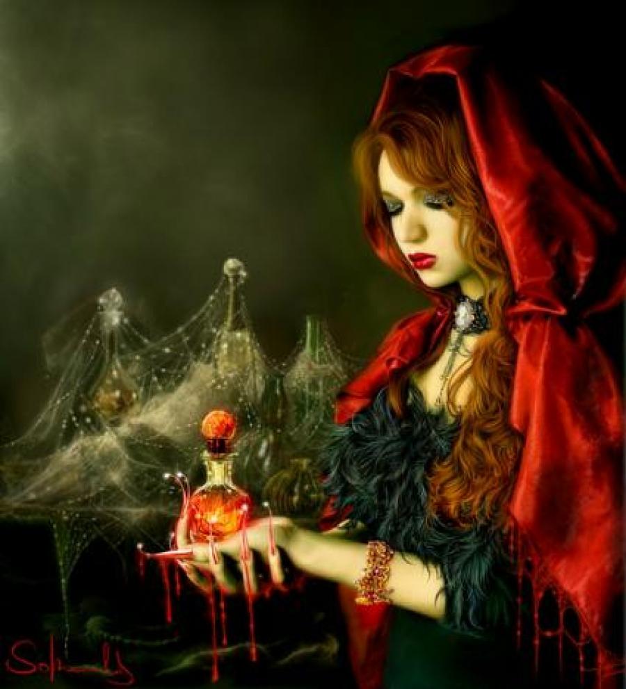 Живая женская магия