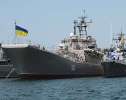 Власти Крыма объявили о национализации украинского флота