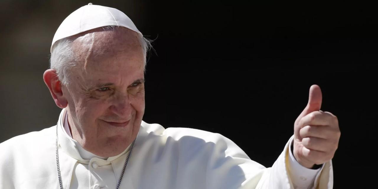 Папа Римский Франциск предложил изменить часть молитвы «Отче наш»