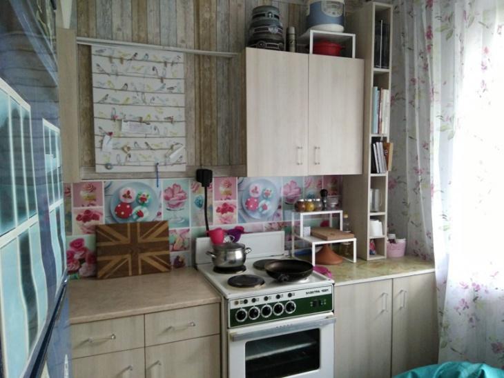 Дешевая кухня - ремонт