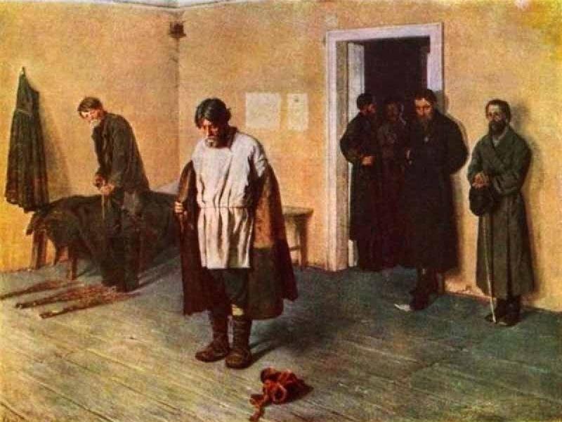 12 запрещенных картин российских художников. Их не увидите в учебниках
