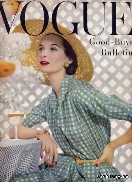 Обложки модных журналов 50-х: яркие, неповторимые образы и бездна вкуса