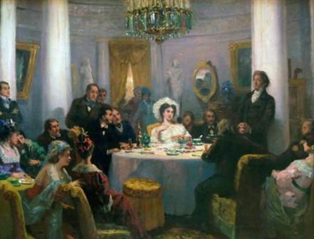 Салонные умницы: хозяйки литературных салонов России