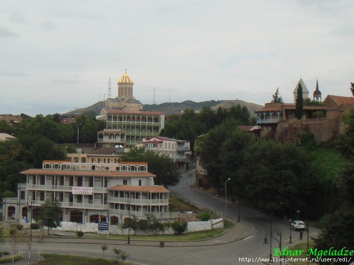 Колорит старой архитектуры: тбилисские уникальные балконы