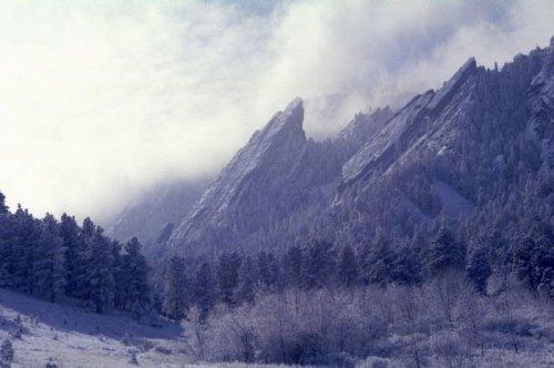 Зима в разных уголках планеты (31 фото)