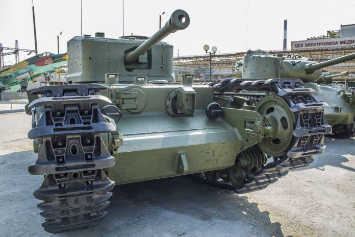 Другой ленд-лиз: тяжелый танк «Черчилль» МК-IV