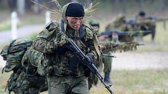 ВСУ под Донецком атаковано неизвестным подразделением