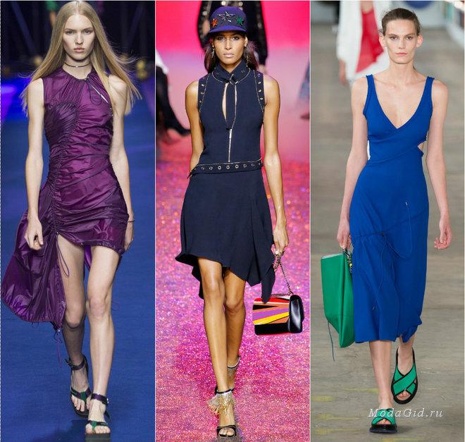 Платье Модное 2017 Купить