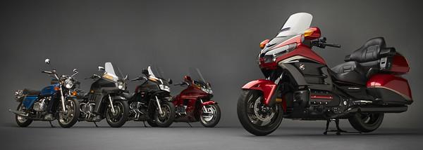 Honda выпустила 300-миллионный мотоцикл - Фото 2