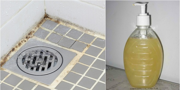 ЭТО  средство убирает грибок и отвратительный запах в ванной!