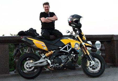 Мотоцикл для Вилле Хаапасало - Фото 1