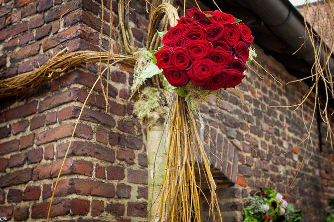 Фестиваль Роз в голландской деревушке Лоттум