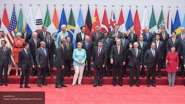В итальянской Таормине завершился саммит «Большой Семерки», все внимание к G20