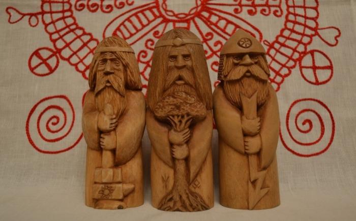 Дохристианские Боги: ожившая мифология в работах новгородского мастера Николая Родионова