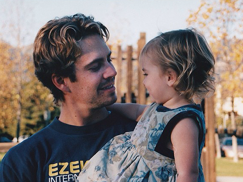 Paul Walker's Daughter Meadow Posts Tribute On His Birthday