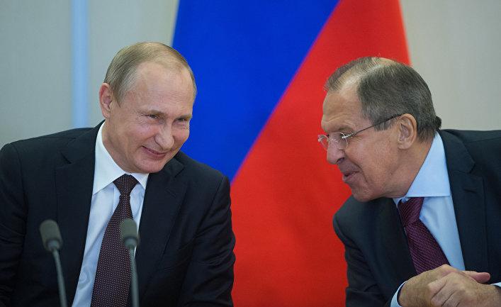 ИНОСМИ: Россия — пример государственного развития наций.